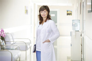 Tatyana V. Roslyakova,Head of Radiation Therapy Department,